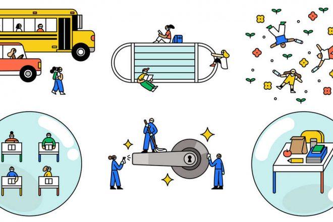 Schools Tweaking Pandemic Protocols
